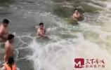 刚刚经典三人跑得快这里又一名儿童溺水,正在搜救中!安全这根弦怎么就是拧不紧