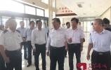 王忠林到综合保税区调研