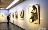 大师从这里起步——中央美术学院附中素描100巡展今天开展