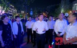 王忠林:城市亮化是城市品質和形象的重要標志 是重要的民生工程