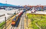 济南中欧班列首发塞尔维亚!用于中国在欧首个铁路基础设施项目