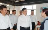 """""""在泉城有啥问题都可随时提"""" 王忠林一句话让创新创业者暖心"""