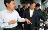 王忠林调研市级投融资平台项目投资建设工作