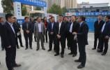 历下区委副书记李国强察看重点项目建设