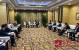 孫述濤會見出席首屆跨國公司領導人青島峰會嘉賓