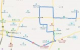 济南首条产业园区定制公交专线开通 方便近六万员工日常出行