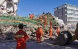 白城坍塌楼房搜救完成 确认5人遇难