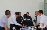 莱芜区委书记朱云生督查国庆节期间安全生产工作