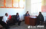 莱芜区委书记朱云生到口镇调研乡村振兴工作