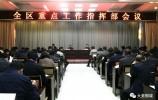 钢城区召开全区重点工作指挥部会议
