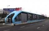 历山路BRT车道施工£¬BRT-2号线¡¢BRT-3号线临时调出BRT车道运行