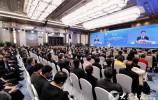 习近平致贺信 首届跨国公司领导人青岛峰会开幕