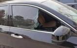 大白天車窗被砸,十萬元買房款被偷!濟南一車主要氣炸