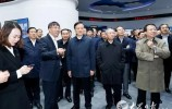 重庆市党政代表团在山东考察鲁渝扶贫协作