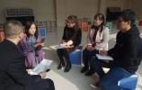 濟南市教研院心理教研員到萊蕪區蓮河學校調研