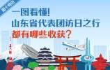 圖個明白丨一圖看懂!山東省代表團訪日之行都有哪些收獲?