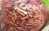 捡烟头竟能换鸡蛋?济南长清70天回收烟头约620万个