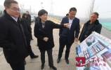 市投资促进局调研组到钢城区调研
