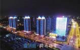 照亮泉城夜空!濟南優化市容環境為創城迎評增光添彩