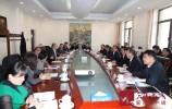 王忠林赴中國科學院對接合作