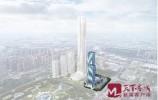 """恒大金融中心及恒大广场(南区)项目公示 """"隔壁""""将建山东第一高楼"""