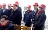 莱芜区委书记朱云生到一线督导春节期间安全生产工作