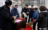钢城区公安分局:禁放宣传无死角  群众知晓全覆盖