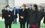 孙述涛到济南国际医学科学中心察看疫情防控及重点项目建