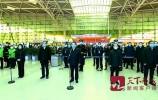 山东省第十一批支援湖北医疗队74名人员15日出发 龚正王书坚孙述涛送行