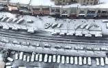 降水持续!山东多地出现雨夹雪天气,全省折合降水量11.3亿方