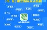 山东与北京上海等14省区市建立电子健康通行码省际互认,绿码互信通行无需隔离