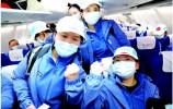 """疫情期间进""""红区"""",山东医护""""娘子军"""":她们的名字是专业勇敢"""