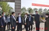 济南市副市长王桂英到济南市体育运动学校督查开学工作