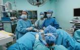 """新矿莱芜中心医院 为""""超重量级""""患者微孔巧摘""""重量级""""子宫肌瘤"""