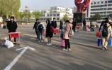 开学啦!4月14日,莱芜高三学生错峰报到!