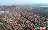 """济南黄河隧道盾构机顺利穿越 黄河北岸大堤进入""""穿河""""阶段"""