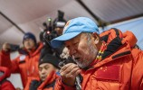 2020珠峰高程测量登山队已抵海拔8500米的第一台阶