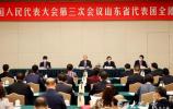 十三届全国人大三次会议山东代表团成立 推选刘家义为团长