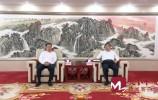 山东省委常委、济南市委书记孙立成会见华为公司客人