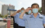 喜报 ! 新矿莱芜中心医院被济南市公安局授予集体嘉奖