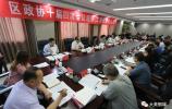 【钢城两会】郅颂参加区政协十届四次会议经济、工商界讨论