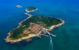 青岛西海岸的一颗明珠——竹岔岛