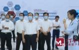济南市代表团赴雄安新区学习考察 孙立成陈刚参加活动