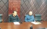 天桥区文旅局召开出境旅行社会议
