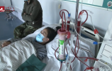 济阳14岁女孩罹患尿毒症 等来肾源却为60万手术费发愁