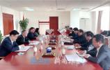 孙立成带队赴北京联系工作洽谈合作:融入服务国家战略 加快推动高质量发展