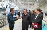 视频 | 李干杰调研中国重汽智能网联(新能源)重卡项目