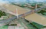 """济南""""三隧一桥""""跨黄河通道建设正式启动!创多个全国之最"""
