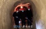 """济南市委书记来到-255米铁矿井下:实实在在""""直插现场"""",真真正正彻查隐患"""