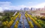 黄河大道一期开工在即 施工区域怎么绕行看这里